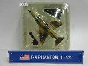 Del-prado-Phantom-F-4-escala-1958-1-145-Diecast-aviones-de-guerra-pantalla-17