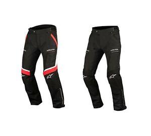Alpinestars Mens RAMJET Air Textile//Mesh Street Riding Pants Choose Size Black