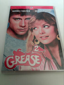 DVD-034-GREASE-2-034-COMO-NUEVO-PATRICIA-BIRCH-MICHELLE-PFEIFFER-MAXWELL-CAULFIELD