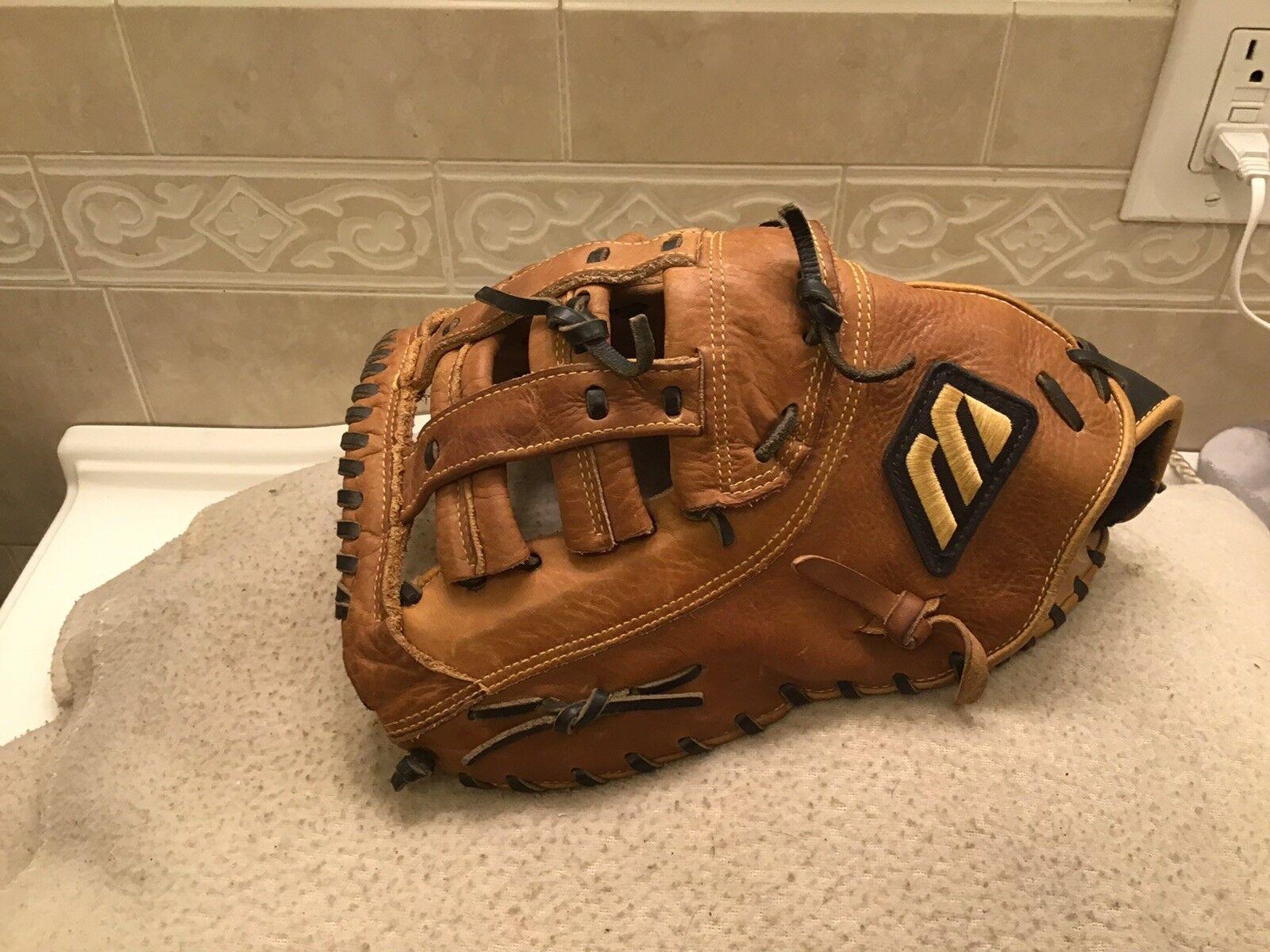 "Mizuno MCL Base 3001 13.25"" Baseball Softball First Base MCL Mitt Left Hand Throw 39f230"