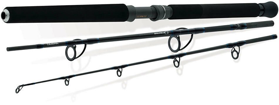Daiwa Saltiga G 7' Medium Power Boat Travel Conventional Boat Rod - SAG703MHR-TR