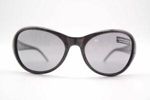 Custom National Cn39s 56 [] 12 Gris Ovale Lunettes De Soleil Sunglasses Neuf-afficher Le Titre D'origine