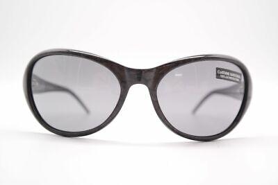 Adattabile Custom National Cn39s 56 [] 12 Grigio Ovale Occhiali Da Sole Sunglasses Nuovo-