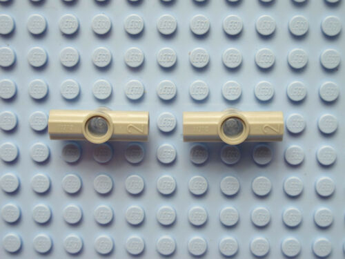 LEGO 32034 Qty 2 Technic Angle 2 Straight Axle Connector Choose Your Color