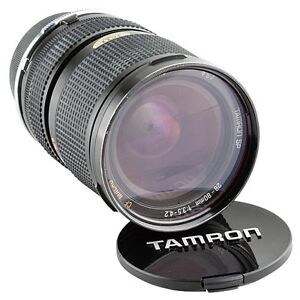 Tamron-CF-Macro-28-80mm-f-3-5-4-5-BBar-MC-with-Adaptall-2-lens-for-Nikon