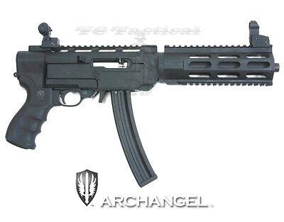 ProMag Archangel 10/22 Charger Pistol Stock Polymer Black 556P