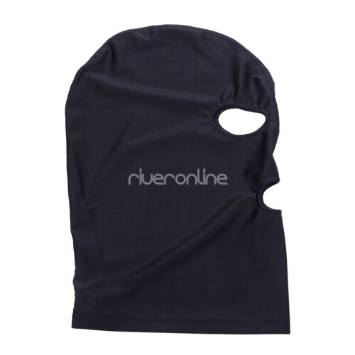 Blindfold Eye Face Cover Mesh Hood Headgear Adult Role Play Cosplay Costumes