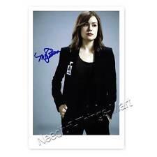 Megan Boone als Liz Keen aus der Serie The Blacklist - Autogrammfotokarte [A2] 