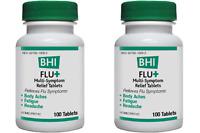 Medinatura Bhi Flu+ 100 Tabs(paks Of 2)