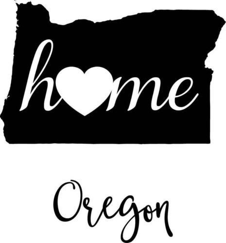 Pacific Northwest Decals Washington//Oregon State PNW Car Truck Window Laptop Art