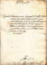 R622-DUCATO DI MODENA-LETTERA X FINALE 1629