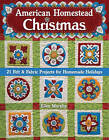 American Homestead Christmas: 21 Felt & Fabric Projects for Homemade Holidays by Ellen Murphy (Paperback, 2015)