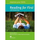 Improve Your Skills for First Reading book & key by Macmillan Education Australia (Paperback, 2014)