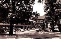 Bad Schmiedeberg , Eisenmoorbad , Ansichtskarte, 1964 gelaufen