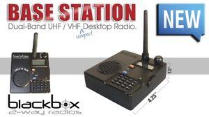 Analog-Base-Station-VHF-UHF-dual-band-2-Way-Radio