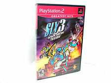 Sly 3: Honor Among Thieves Greatest Hits (Sony PlayStation 2, 2005)