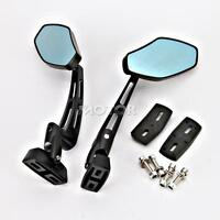 Motorcycle Sport Side Rearview Mirrors For Honda Cb 250 450 650 750 Nighthawk
