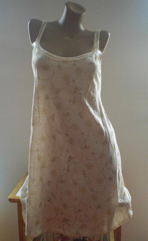 Nachthemd Spitzenhemd Vania Größen M - L Neu Damenunterwäsche Frau