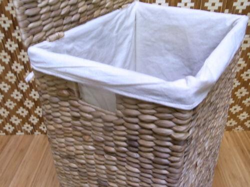 Panier à linge boite à jacinthe d/'eau linge coffre à badhocker 199m