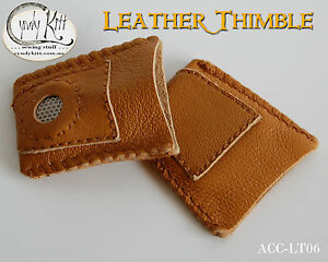 Leather-Thimble