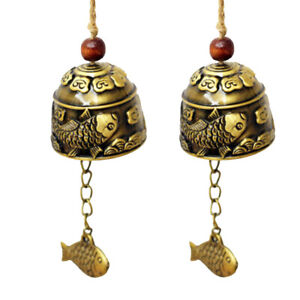 Am-Fish-Pendent-Hanging-Mini-Carp-Pattern-Wind-Chime-Lucky-Bell-Home-Temple-Dec