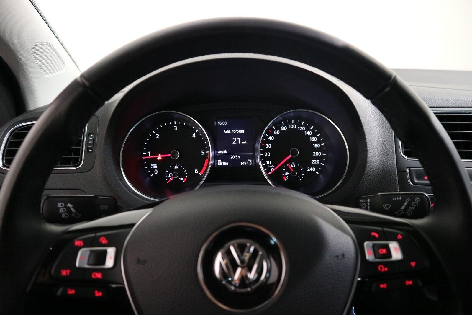 VW Polo 1,4 TDi 90 Comfortline BMT - billede 3