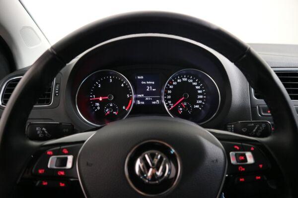VW Polo 1,4 TDi 90 Comfortline BMT billede 3