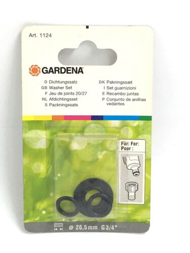 Gardena Washer Set for Hoses 1124-20