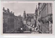 AK Linz, Landstrasse, Foto-AK 1941