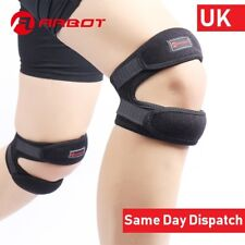 Knee Support Brace Open Patella Running Strap Injury Pain Relief Adjustable