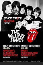 THE ROLLING STONES MANIFESTO ROCK PORT JEFFERSON SCHOOL OF ROCK MICK JAGGER