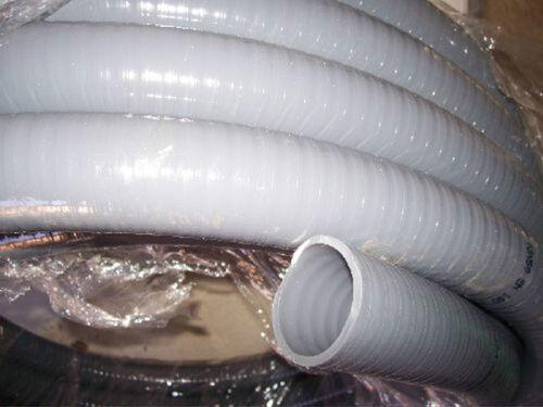PVC Teich Poolschlauch Klebeschlauch Poolflex 50 mm x 42,5 mm 1 bis 25m zur Wahl
