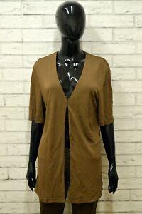 Maglione-Donna-LUISA-SPAGNOLI-Taglia-Size-XL-Giacca-Blusa-Pullover-Sweater-Woman