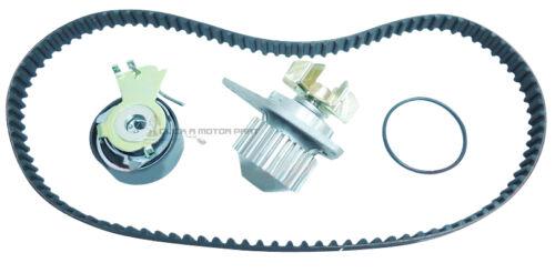 PEUGEOT 206 1.4 8V TIMING CAM BELT KIT TENSIONER /& WATER PUMP NEW 2001-2007