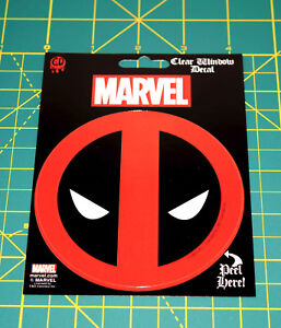 Deadpool-Logo-Sticker-Clear-Windows-Marvel-Extreme-Die-Cut-Decal-S-MVL-0016-C