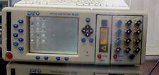 Exfo Iq 7400 Sm Otdr With Iq203 Main Frame And Iq9100 Fiber Switch