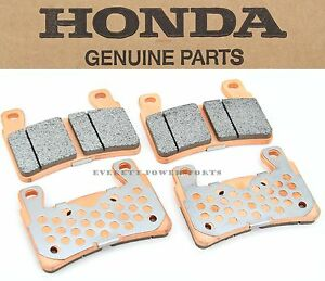 New-Honda-Front-Brake-Pad-Set-Pads-14-15-GL-1800-C-GL1800-Valkyrie-Only-J186-A
