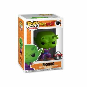 Vinyl Figure #704 Dragon Ball Z Piccolo Metallic Exclusive Pop