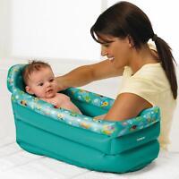 Inflatable Baby Bath Tub Baby Toddler Portable Travel Bath Brand