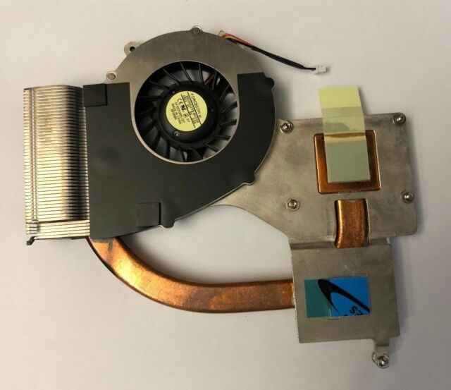 GENUINE ORIGINAL DELL STUDIO XPS 1640 LAPTOP CPU COOLING HEATSINK Y152D USA