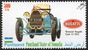 1922-BUGATTI-BRESCIA-Type-13-Sports-Car-Automobile-Stamp