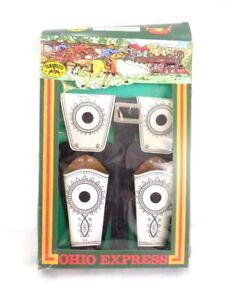 Pistolentaschen 2 Taschen + Gurt Spielzeug Kinder Karneval Schwarz Weiß Cowboy