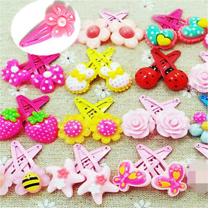 HairPin-Hair-Clips-Wholesale-20-pcs-Mix-Styles-Assorted-Baby-Kids-Girls-Jewelry