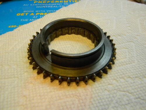 Alfa Romeo 2.0L Spider Transmission Gear Dog Ring