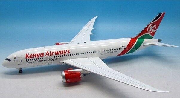Inflight 200 IF7870415 1/200 Kenya Airways 787-8 Dreamliner Dreamliner Dreamliner 5y-kzd avec Pied   Large Sélection    La Réputation D'abord    Qualité Et Quantité Assurée  bd8301