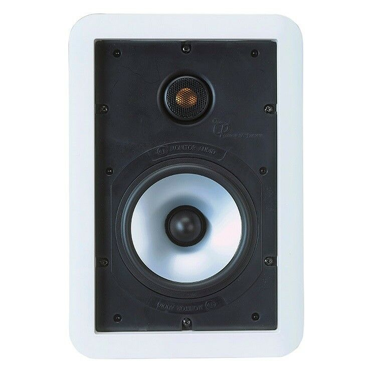 Centerhøjttaler, Monitor Audio, In Wall Bronze