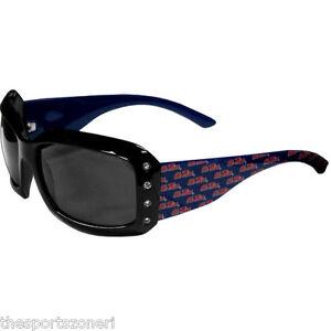Ole-Miss-Rebels-Designer-Women-039-s-Sunglasses
