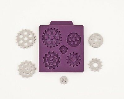 Steampunk Gear Mould - Black Cherry Cake Company