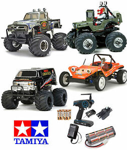 TAMIYA RC Car/Buggy RTR Bundle Deals Everything Included ...