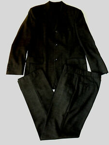 Strellson-Novara-Luigi-Herren-Anzug-Mens-Suit-Sakko-Hose-Pants-Gr-94-ca-50